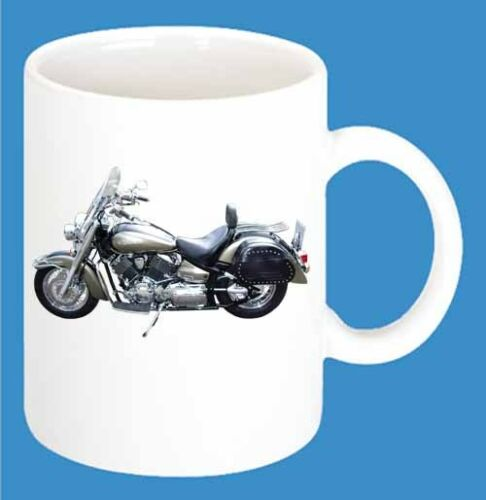 Yamaha Teil 3 Motorrad Modelle Kaffee Tasse Bike 300ml Keramik Becher mit Motiv
