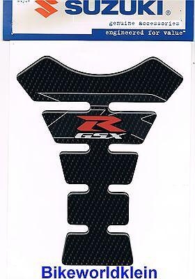 Suzuki Original Tankpad Carbon GSX-R 600 GSX-R 750 GSX-R 1000 GSX-R 1300