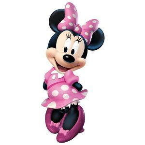 Minnie Mouse Room Decor Kids