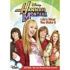 Hannah Montana: Lifes What You Make It (DVD, 2007)