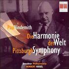 Paul Hindemith - Hindemith: Harmonie der Welt/Pittsburgh Symphony (1999)