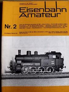 Eisenbahn Amateur 2 1975