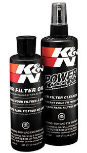 NEW-K-amp-N-AIR-FILTER-CLEANER-RECHARGER-KIT