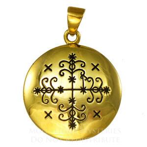 Bronze-Papa-Legba-Voodoo-Loa-Veve-Pendant-Vodoun-Lwa-Wiccan-Pagan-Jewelry-Amulet