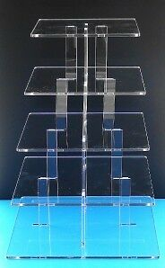 5-TIER-SQUARE-CUPCAKE-WEDDING-FAIRY-CUP-CAKE-STAND-C7