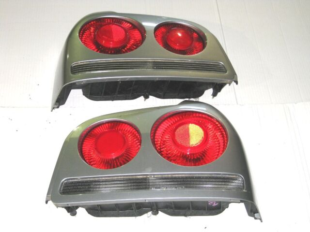 Tail Lights JDM R34 Nissan Skyline GTS 1999+ Tail Light Both Sides Left & Right