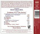 Einojuhani Rautavaara - : Symphony No. 8; Manhattan Trilogy, Apotheosis (2008)