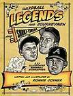 Hardball Legends and Journeymen and Short-Timers: 333 Illustrated Baseball Biographies by Ronnie Joyner (Paperback, 2012)
