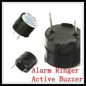 UK-Magnetic-Separated-Tone-Alarm-Ringer-Active-Buzzer-5V-DC-85DB-Continuous-Beep
