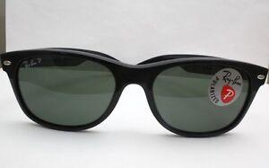 New-Ray-Ban-New-Wayfarer-Polarized-Sunglasses-RB2132-901-58-55-175