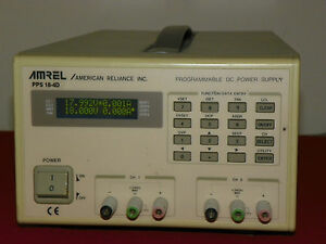 Image of Amrel-PPS18 by US Power And Test Equipment Company
