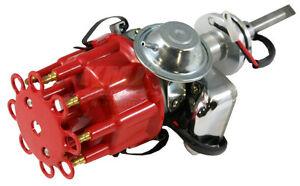 Small-Block-Mopar-Dodge-Chrysler-318-340-360-Complete-Electronic-Distributor-HEI