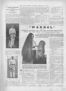 1911-Australia-Overcome-South-Africa-Cricket-Daily-Dressing-Warnol