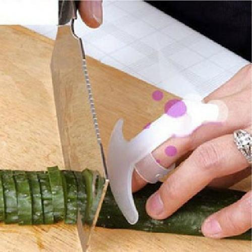 Hot Sale!Knife Food Knife Cut Vegetable Palm Rest Finger Protector Hand Guard#DS