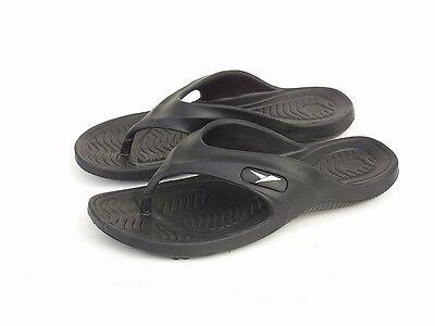 Mens Sport Gull Shoes Slide Sandals Flip Flop Thongs After Shower Pool Gym
