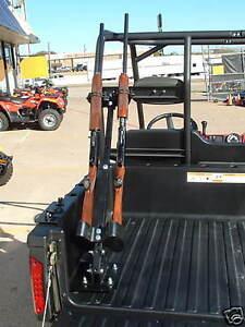 Z Bar Gun Rack Mount For Polaris Ranger Or Bobcat Utv Ebay