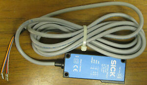 Sick WT18-2N112 Photoelectric Sensor