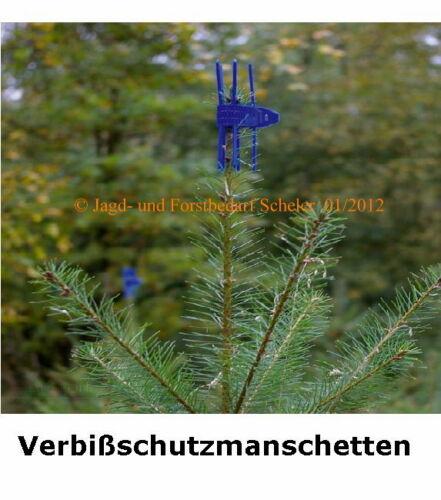 Verbisschutzmanschetten PlantaGard® Cactus Fegeschutz Wildverbissschutz