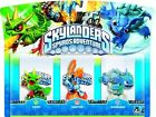 Activision Skylanders Spyro's Adventure Triple Character Pack - Ignitor, Warnado and Camo (Wii/PS3/Xbox 360/PC... - 5030917106866