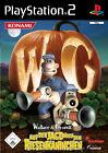 Wallace & Gromit: Auf der Jagd nach dem Riesenkaninchen (Sony PlayStation 2, 2005, DVD-Box)