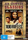 100 Rifles (DVD, 2012)