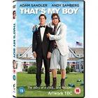 That's My Boy (DVD, 2013)