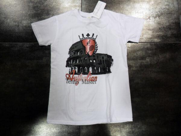 1577 Tg S Australian T-shirt Maglietta Colosseo Gabber Italy Gabberino /30 Per Cancellare Il Fastidio E Per Estinguere La Sete