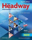 New Headway: Intermediate B1: Student's Book A: The World's Most Trusted English Course: Intermediate level: Students Book A by Oxford University Press (Paperback, 2009)