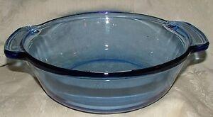ANCHOR-Hocking-Ovenware-2-quart-9-inch-DENIM-BLUE-1038-Open-Casserole-2008