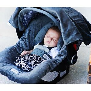 New-Carseat-Canopy-Caboodle-Infant-Car-Seat-Canopy-Cover-5-piece-Set-Covers