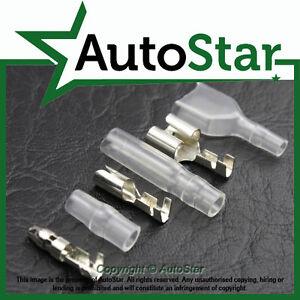 Bullet-Connectors-Terminals-3-9mm-Male-Female-amp-Double-Assortment-Japanese