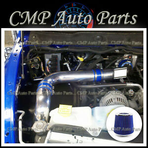BLUE 2002 2007 DODGE RAM 1500 5 7 5 7L HEMI V8 COLD AIR