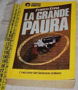 ENNA-Franco-LA-GRANDE-PAURA-Bompiani-libri-usati