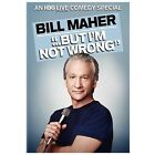 Bill Maher: But Im Not Wrong (DVD, 2010)
