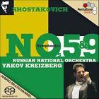 Dmitry Shostakovich - Shostakovich: Symphonies Nos. 5 & 9 [SACD] (2007)