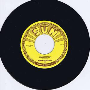 KENNY-PARCHMAN-TENNESSEE-ZIP-I-FEEL-LIKE-ROCKIN-039-KILLER-SUN-ROCKABILLY