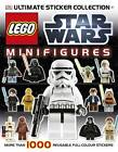 LEGO Star Wars Minifigures Ultimate Sticker Collection by DK (Paperback, 2012)