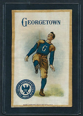 S22 SMALL MURAD TOBACCO SILK GEORGETOWN FOOTBALL