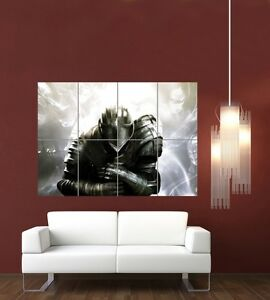 DARK-SOULS-XBOX-360-PS3-GAME-PC-GIANT-ART-PRINT-POSTER-PICTURE-G1045