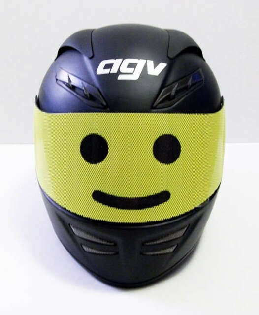 Motorcycle Helmet Shield Graphic - LEGO