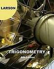 Trigonometry by Professor Ron Larson (Hardback, 2010)