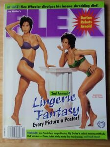 FLEX-bodybuilding-muscle-magazine-Lingerie-Issue-Ms-Olympia-RACHEL-MCLISH-10-97