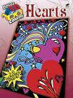 3-D Coloring Book Hearts by Carol Foldvary-Anderson (Paperback, 2012)