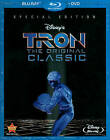 Tron (Blu-ray/DVD, 2011, 2-Disc Set, Special Edition)