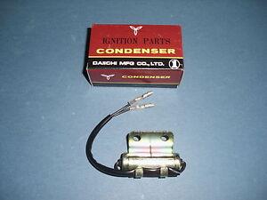 YAMAHA-XS-1-XS-2-XS-650-TX-650-Kondensator-Zundkondensator-Condenser-New