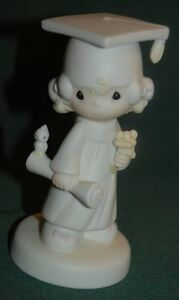 Precious Moments Figurine: LORD BLESS YOU & KEEP YOU (E-4721)