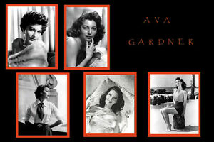 Movie-Star-Ava-Gardner-photo-collage-poster-print