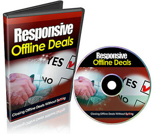 Responsive-Offline-Deals-Learn-How-To-Close-Deals-Without-Selling-Videos-on-1CD