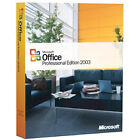 Microsoft  Office Professional Edition 2003 (Retail) (1 User) - Full Version for Windows 26906738dvd