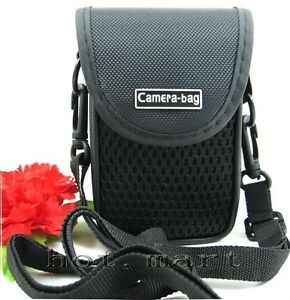 Camera-Soft-Case-bag-for-Canon-Powershot-SX170-SX160-SX130-IS-SX150-IS